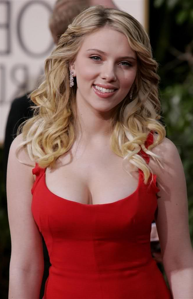Beautiful Scarlett Johansson
