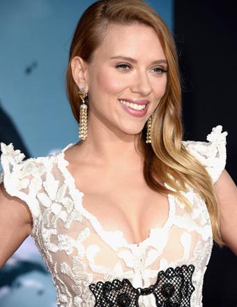 Beautiful Scarlett Johansson