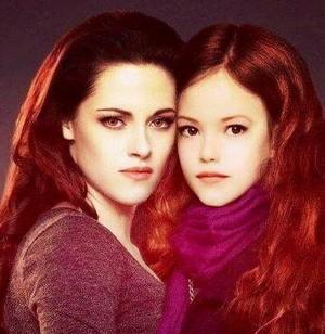 Bella and Nessie