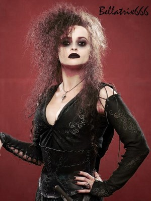 Bellatrix Black (Gothic Bellatrix Lestrange)