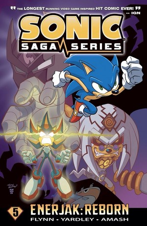 Best Sonic comic EVER!