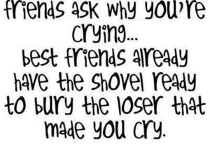 Best vrienden are amazing.