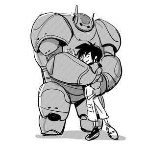 Big Hero 6 - Baymax Concept Art