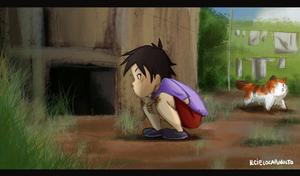 Big Hero 6 - My Neighbor Totoro