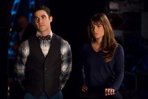 Blaine and Rachel