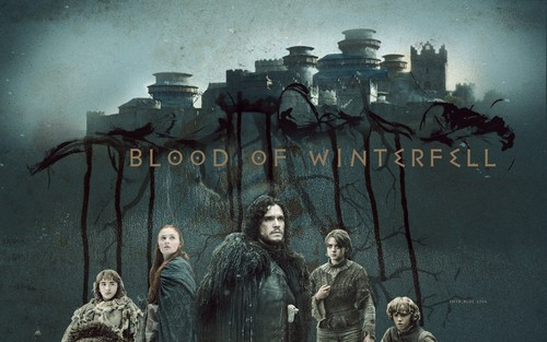 Game of Thrones wallpaper titled Blood of Winterfell