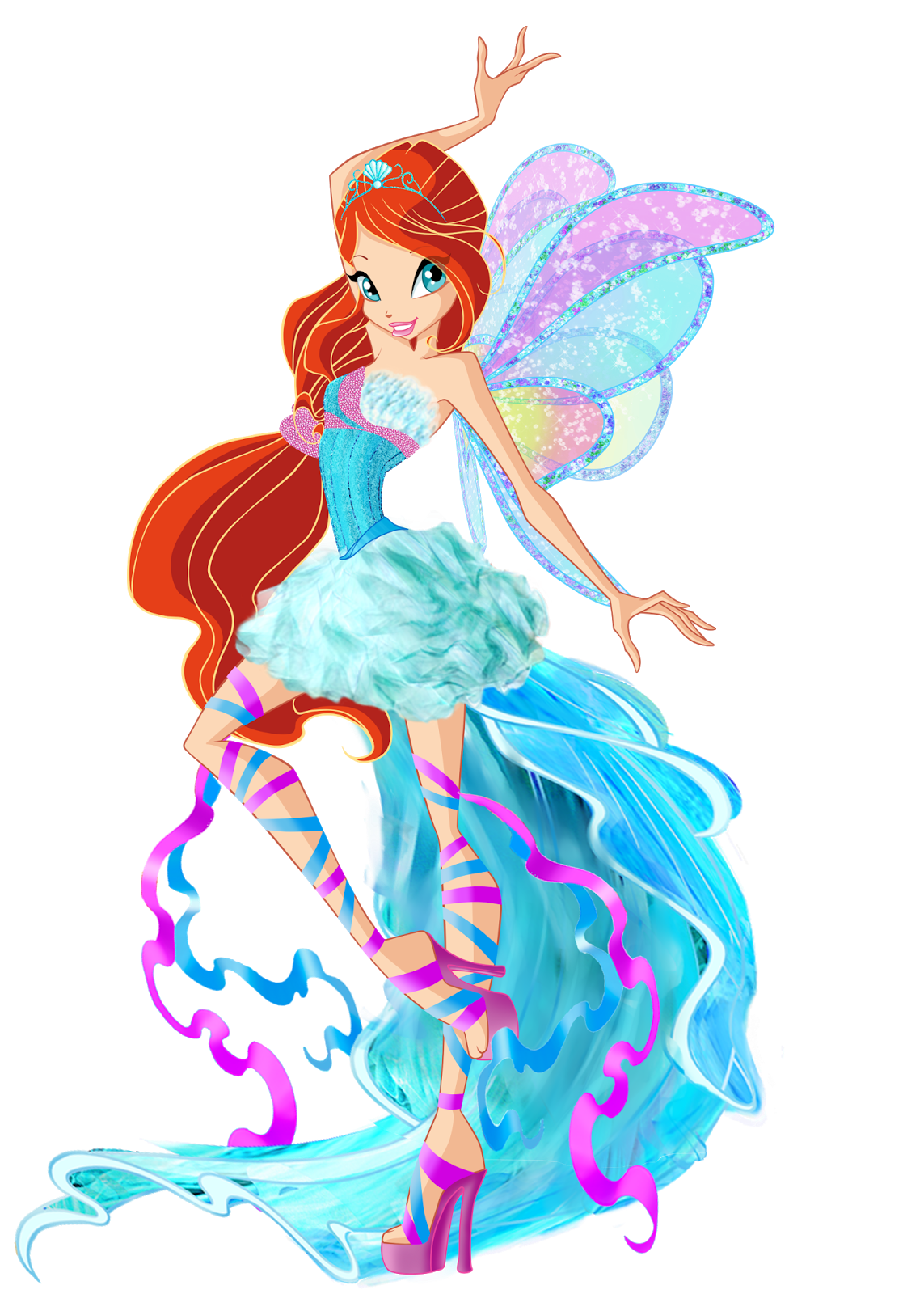 Bloom Harmonix Фан Art
