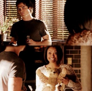 Bonnie and Damon || Teddybear