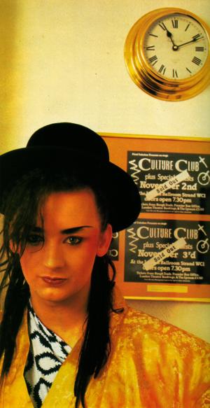 Boy George 1982