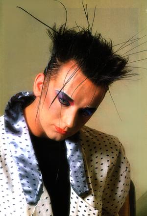 Boy George (Early 1986)