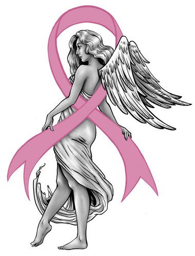Awareness Ribbons fondo de pantalla with anime entitled Breast Cancer Awareness