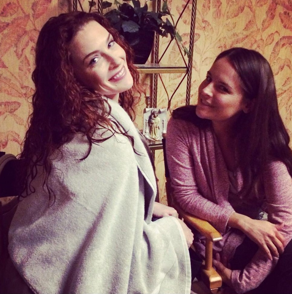 Bridget & Yara