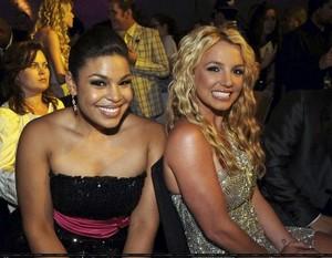 Britney and Jordin VMA's