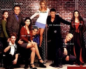 Buffy Th Vampire Slayer