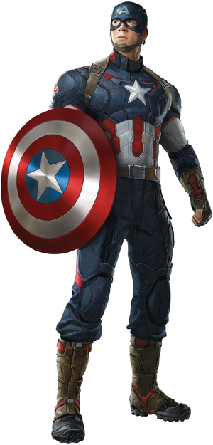 Captain America - Age of Ultron