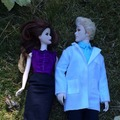 Carlisle and Esme dolls in Forks - esme-and-carlisle-cullen photo