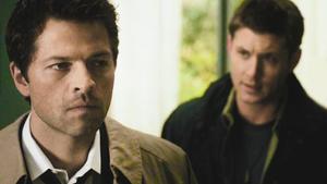 Castiel and Dean ★