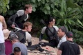 Catching Fire Behind Scenes - the-hunger-games photo