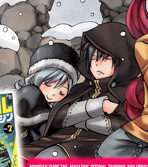 Chapter 416 cover ♥