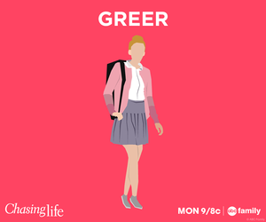 Chasing Life// Characters