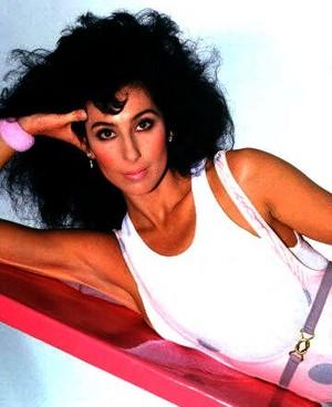 Cher.........
