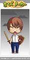 Chibi windwakerguy430 (Angry)