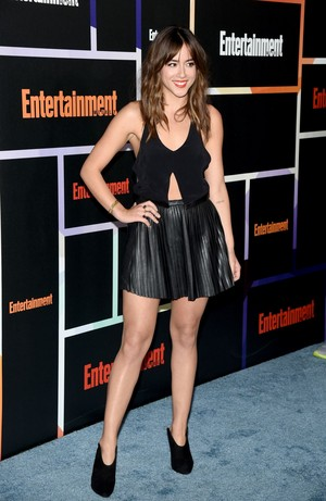 Chloe Bennet - Entertainment Weekly Party