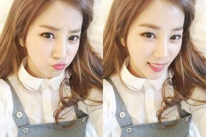 Chorong Latest Selca