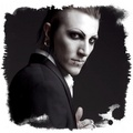 Chris motionless fan art  - motionless-in-white fan art