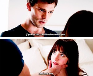 Christian Grey/Anastasia Steele