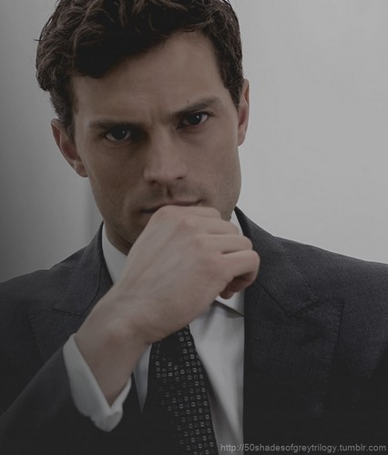 Fifty Shades of Grey wallpaper with a business suit, a suit, and a two piece called Christian Grey