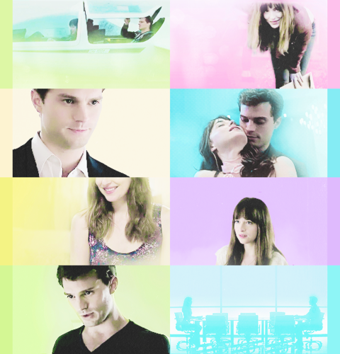 Christian And Anastasia  Fifty Shades Of Grey Photo 38070407