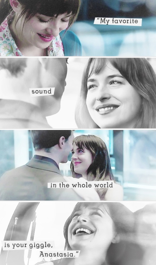 Christian And Anastasia  Fifty Shades Of Grey Photo 38098592