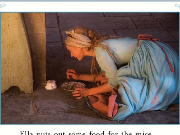 Cinderella New Amazing Stills