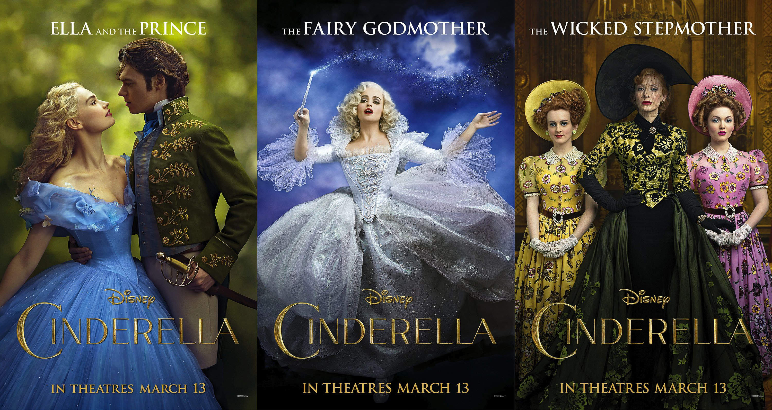 an analysis of characters and their actions in the fairy tale cinderella Review and analysis of the cinderella feature inspired by the classic fairy tale cinderella  her cruel and evil character after her actions.