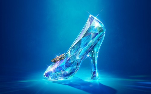 Cinderella 2015 Wallpaper Entitled