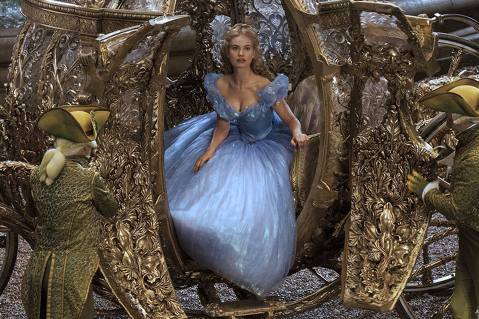 Cinderella - Cinderella (2015) Photo (38086567) - Fanpop Helena Bonham Carter Facebook