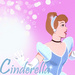 Cinderella icon  - disney-princess icon