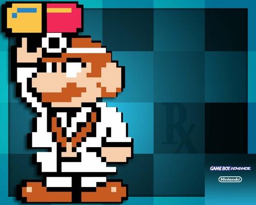 Mario images Classic NES Series: Dr. Mario Wallpaper HD