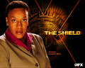 Claudette Wyms Wallpaper - the-shield wallpaper