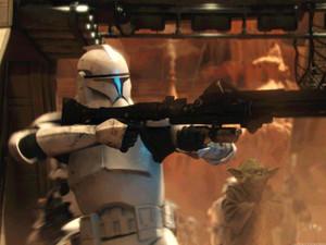 Clone Trooper 01