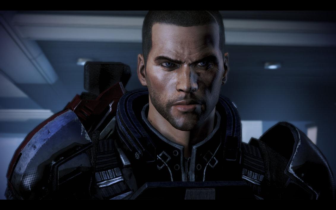 Commander Shepard Mass Effect 3 写真 38072965 ファンポップ