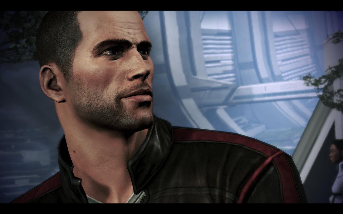 Commander Shepard Mass Effect 3 Fotografia 38072977 Fanpop
