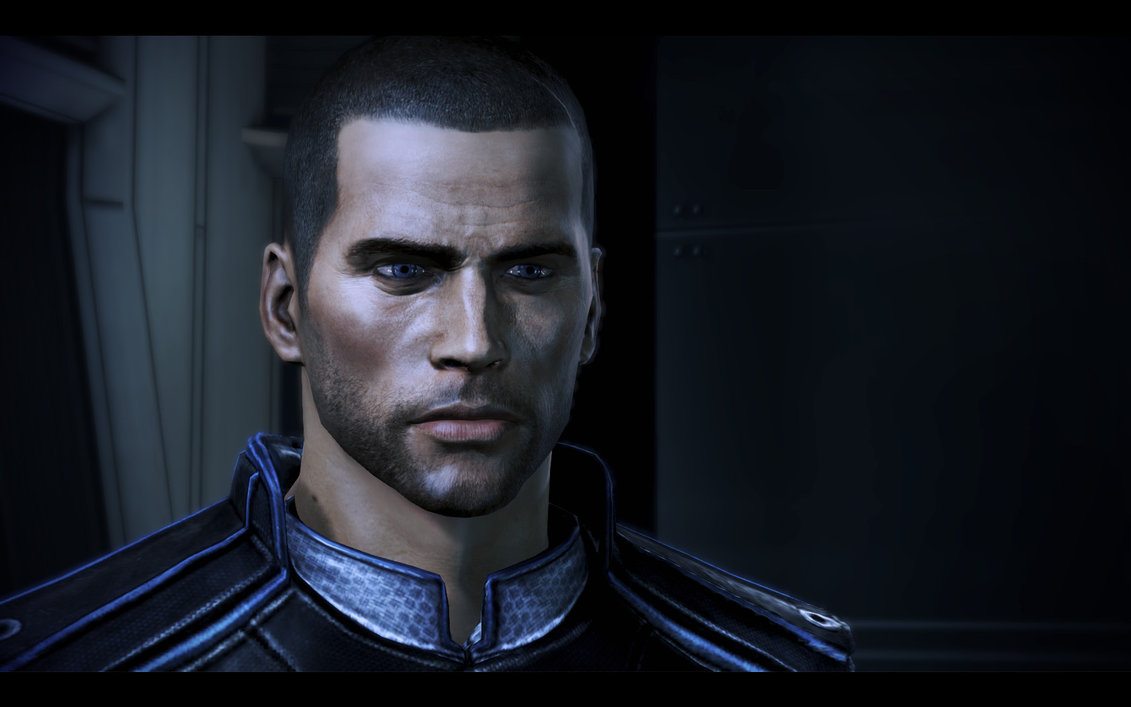 Mass Effect's Commander Shepard was created as a woman - Polygon