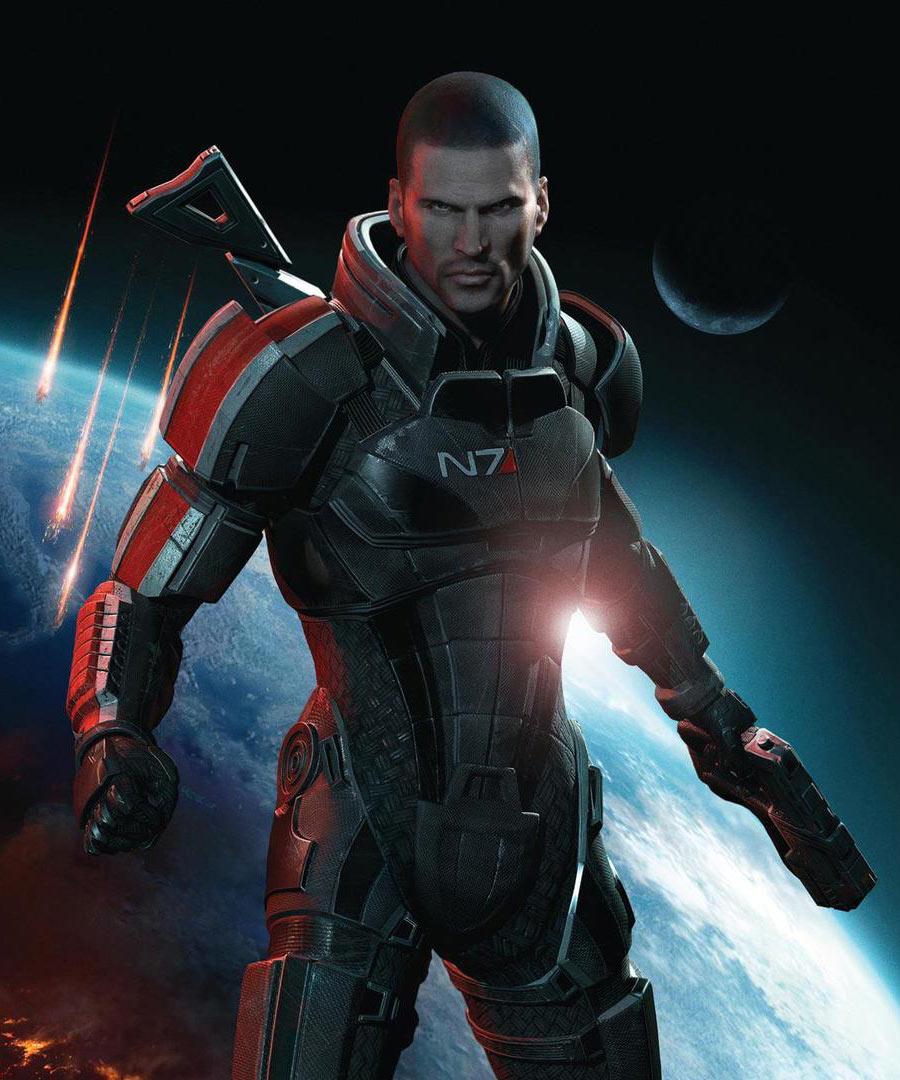 Commander Shepard (Character) - Giant Bomb