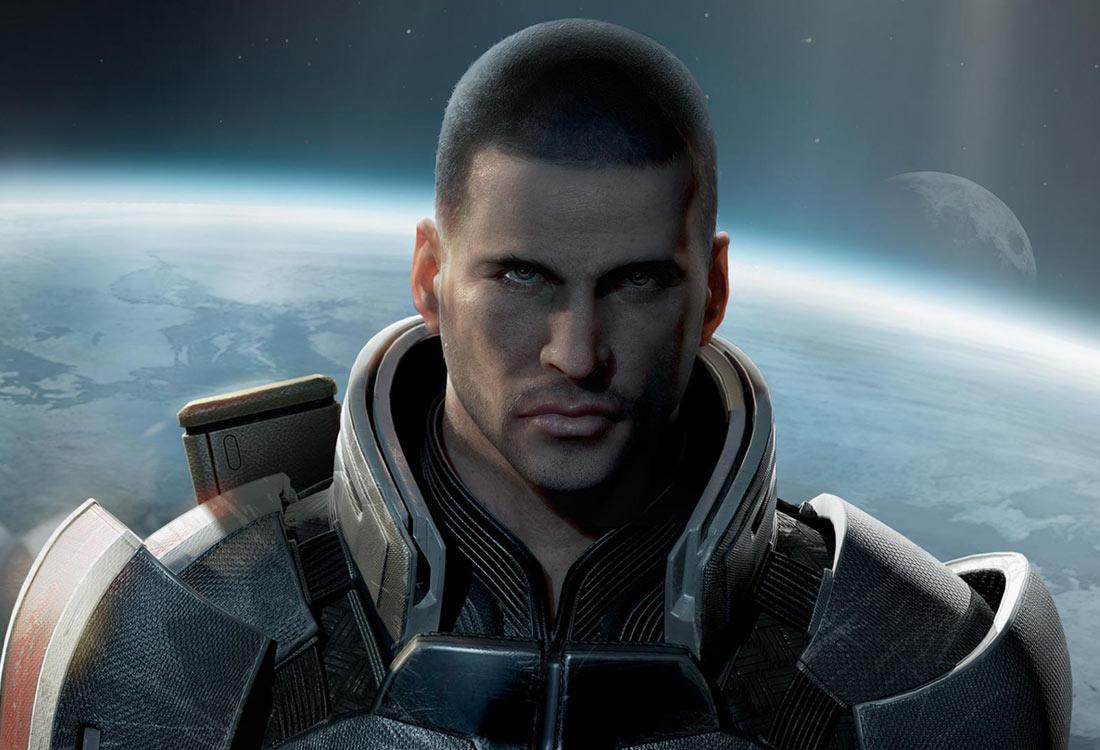 Commander Shepard Mass Effect 3 Foto 38073002 Fanpop