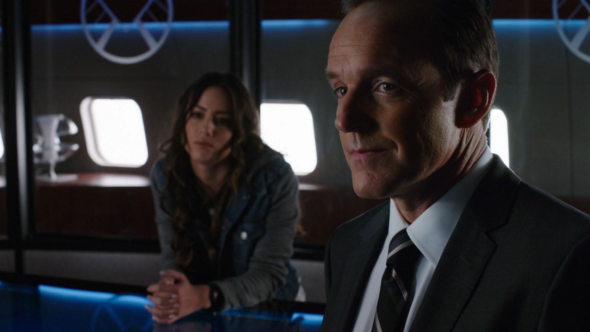 Coulson and Skye ♥