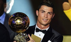 Cristiano win Ballon D'OR 2014