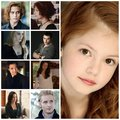Cullens and Renesmee - twilight-series wallpaper