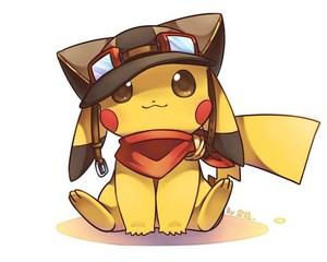 Cute Pikkachu